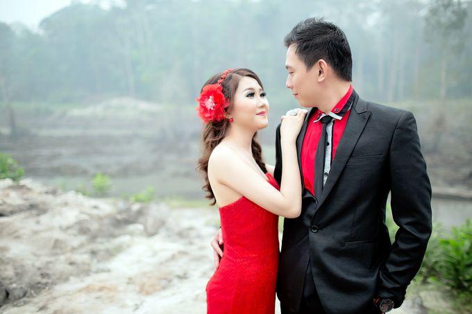 Prewedding Adi & Wulan by Aldea Photography - 008