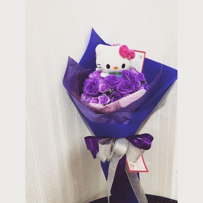 Artificial flower by Love Flower - 012