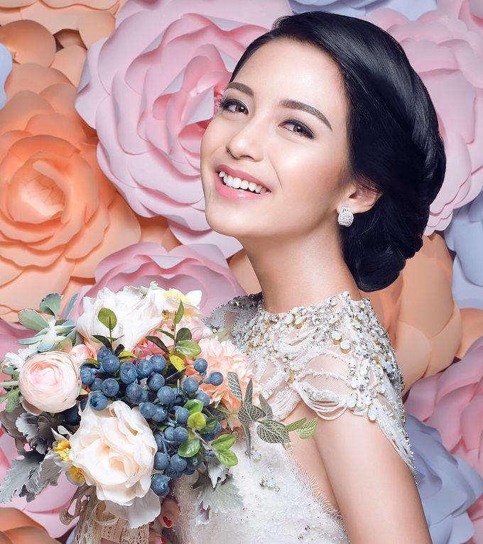 Wedding Makeup by Niken Xu Makeup Artist - 002
