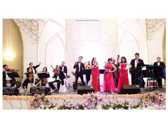 Johan & Merisa Wedding Day by Nico Santoso Entertainment - 007