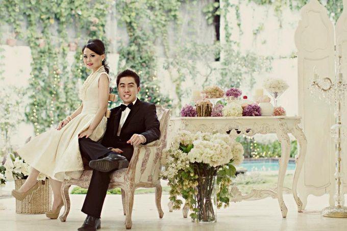 Prewedding Raycent & Lina by Noveo Alexander Professional Makeup Artist - 005