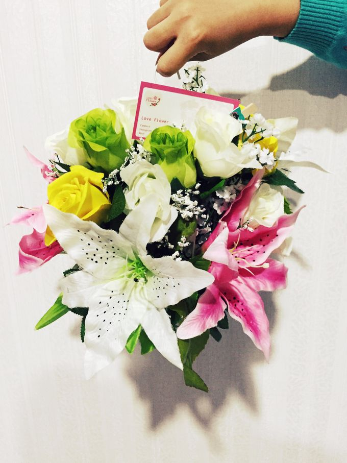 Artificial flower by Love Flower - 026