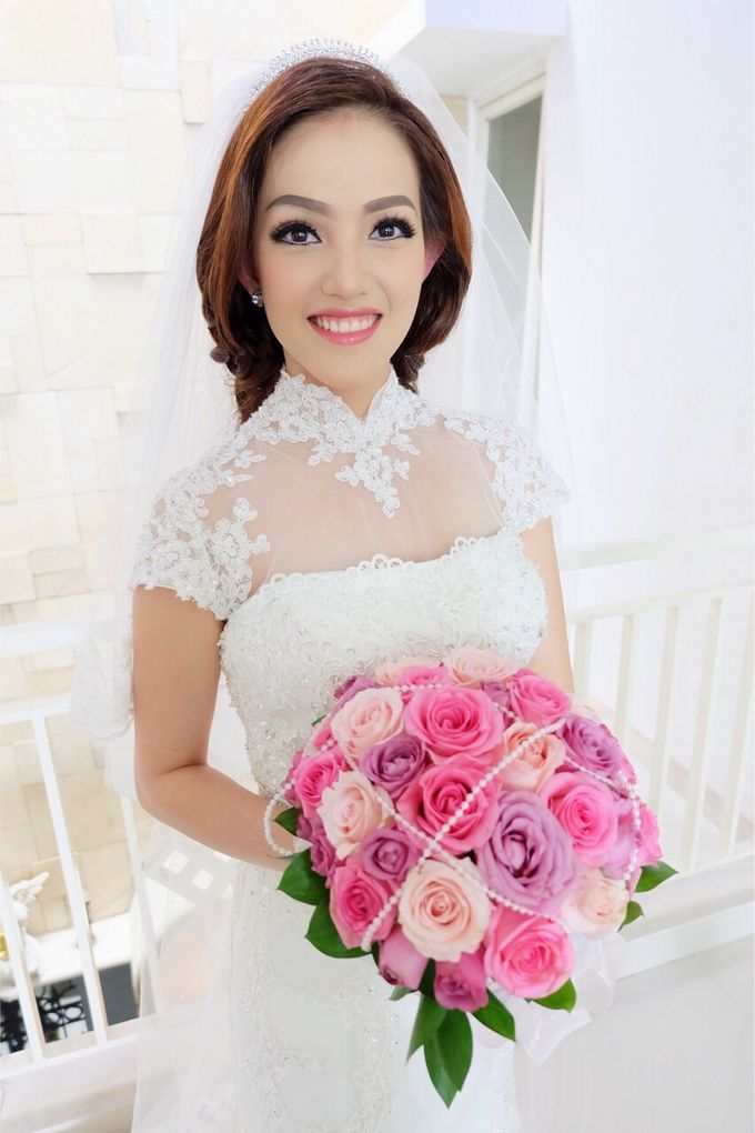 Wedding Makeup by Niken Xu Makeup Artist - 015
