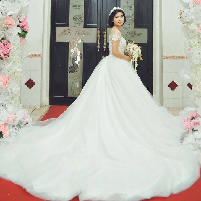 Wedding Palembang by Noveo Alexander Professional Makeup Artist - 006