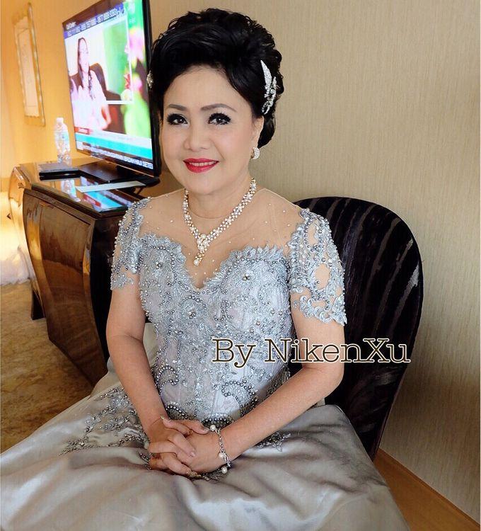 Wedding Makeup by Niken Xu Makeup Artist - 007