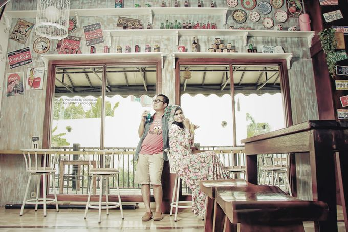 Melly & Fahri by INFINITY photography - 001