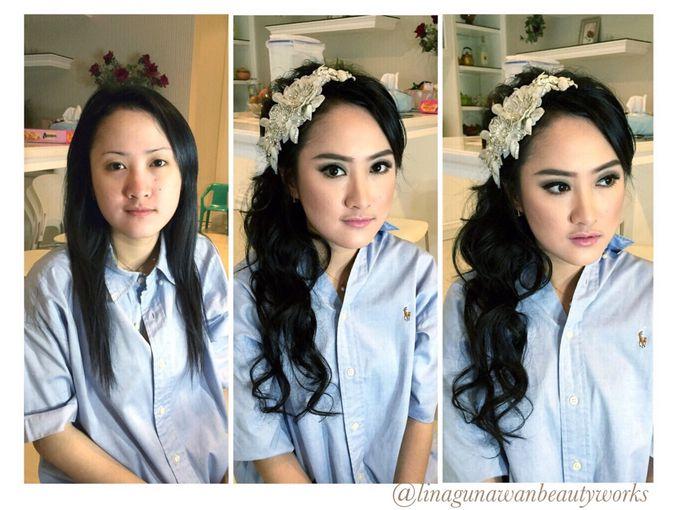 WeddingMakeup by Lina Gunawan MakeUpArtist - 006