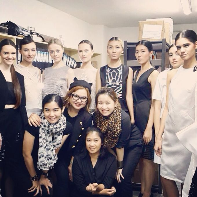 Collaboration by Mimi thio Makeup artis - 035