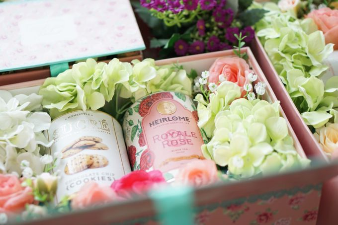 Blooming Minty Pink by Pullman Jakarta Indonesia - 012