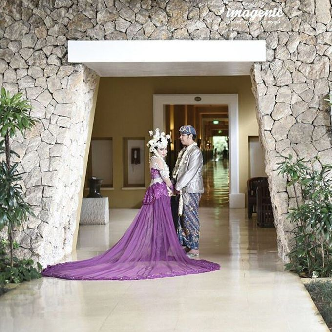 Wedding Intan & Daus by Novotel Bogor Golf Resort and Convention Centre - 016