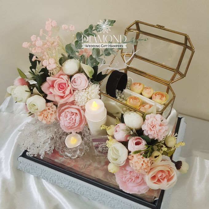 Kotak Mahar by Diamond Gift Hampers - 001