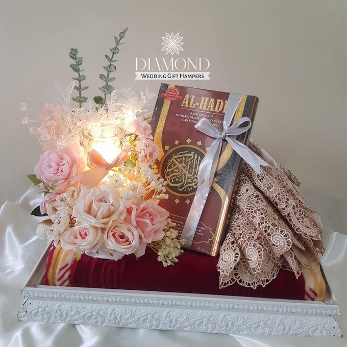 Seserahan by Diamond Gift Hampers - 032
