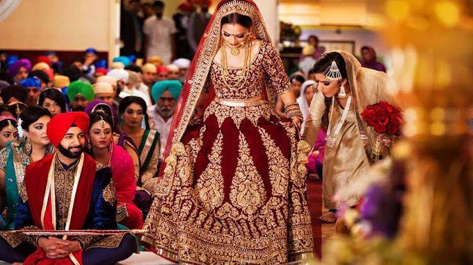 Indian Wedding by Roti Daal - Vegan & Vegetarian Indian Food - 001