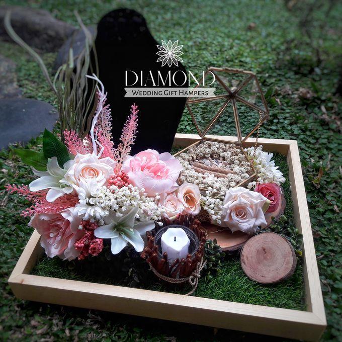 Kotak Mahar by Diamond Gift Hampers - 004