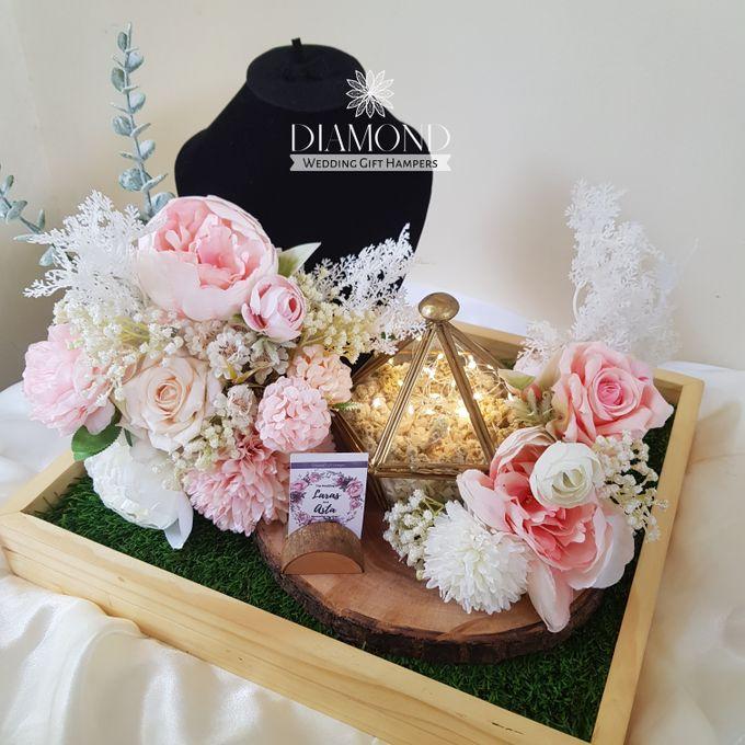 Kotak Mahar by Diamond Gift Hampers - 002