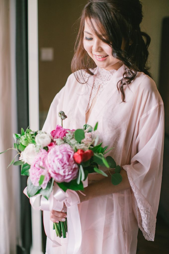 Wedding Of Penny & Giden by BloomThis - 003