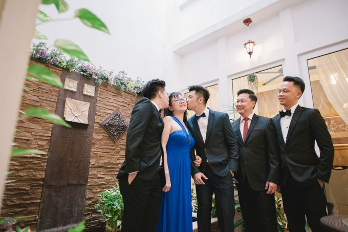 Wedding Of Penny & Giden by BloomThis - 006