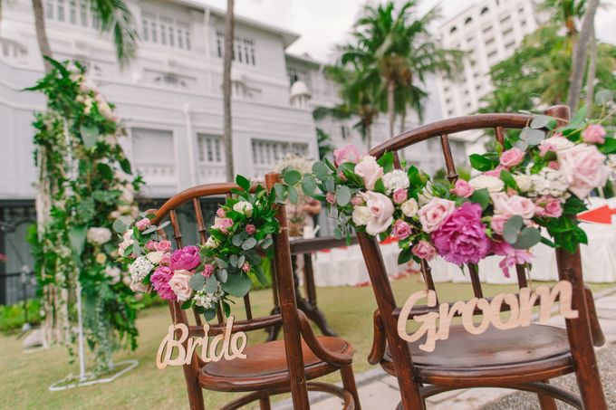 Wedding Of Penny & Giden by BloomThis - 017