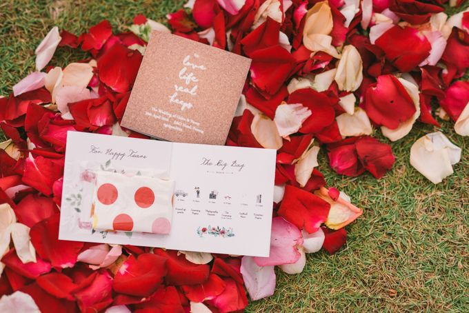 Wedding Of Penny & Giden by BloomThis - 019