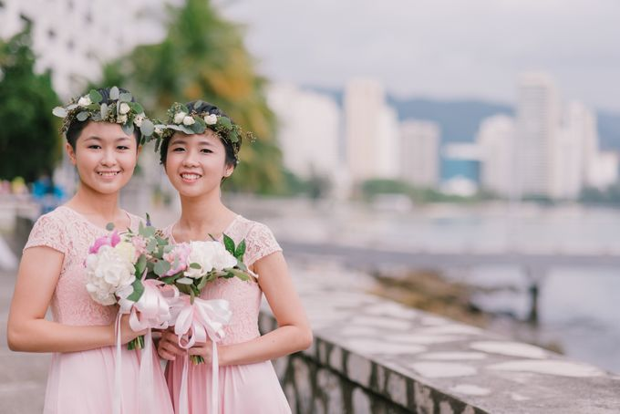 Wedding Of Penny & Giden by BloomThis - 022