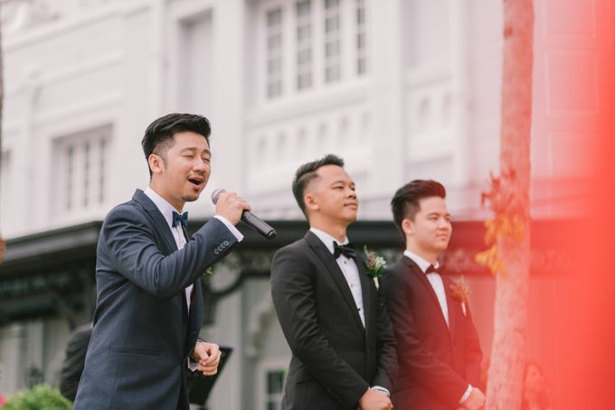 Wedding Of Penny & Giden by BloomThis - 023