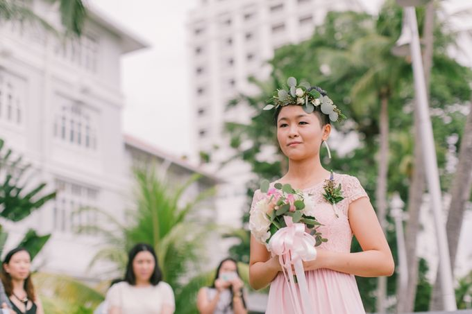 Wedding Of Penny & Giden by BloomThis - 024