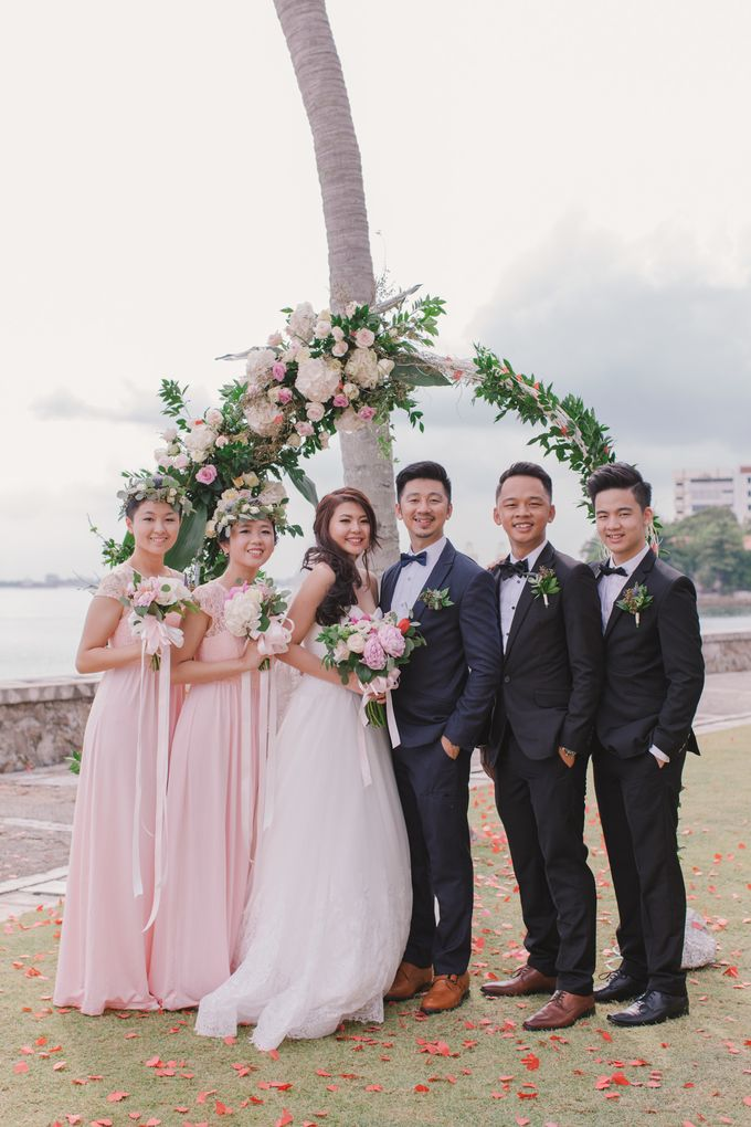 Wedding Of Penny & Giden by BloomThis - 034