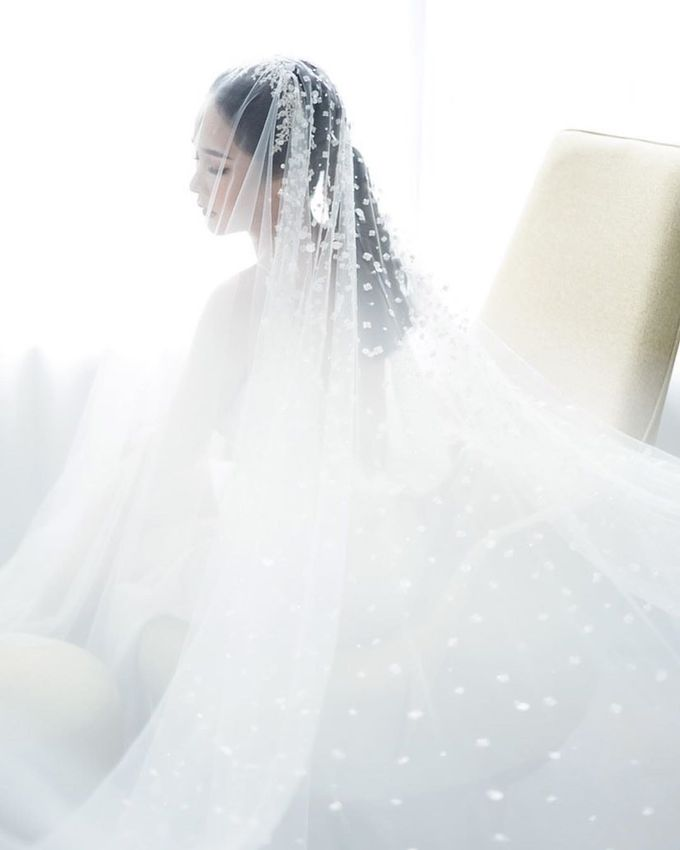@imelvilentcia | #SachlireneSonya White 7cm by SACHLIRENE TFOTA - 001