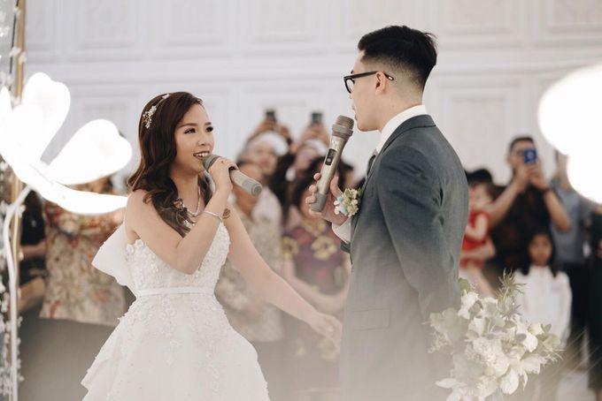 The Wedding of Daniel & Yohanna by  Menara Mandiri by IKK Wedding (ex. Plaza Bapindo) - 001