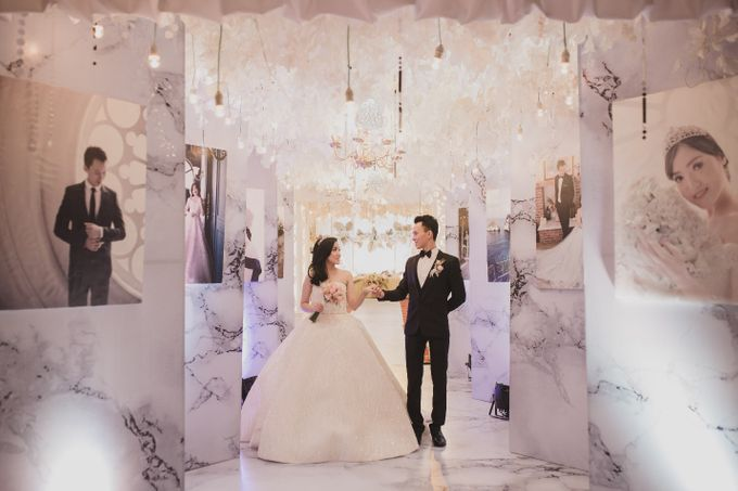 THE WEDDING OF JEFFREY AND STEFFANIE by ODDY PRANATHA - 002