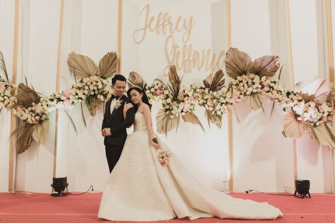 THE WEDDING OF JEFFREY AND STEFFANIE by ODDY PRANATHA - 007