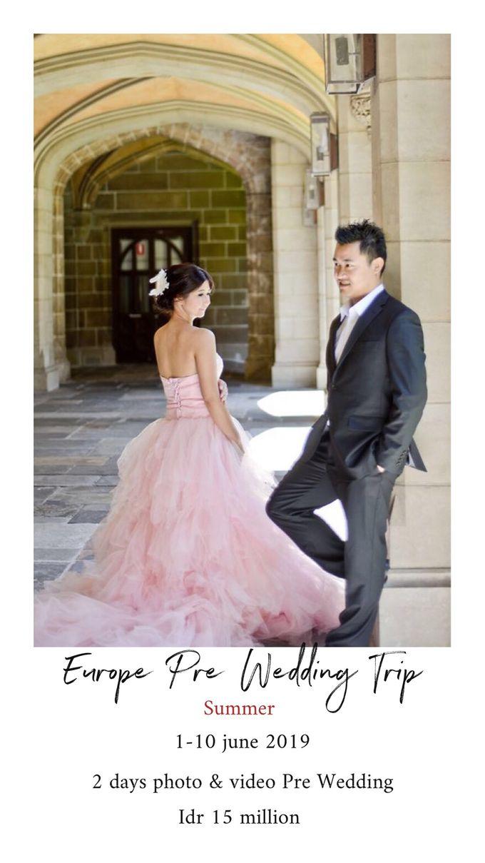 best deal wedding and overseas pre wedding by Bondan Photoworks - 002