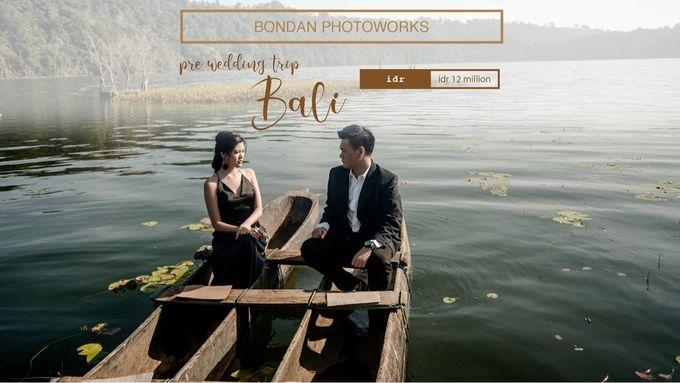 best deal wedding and overseas pre wedding by Bondan Photoworks - 005