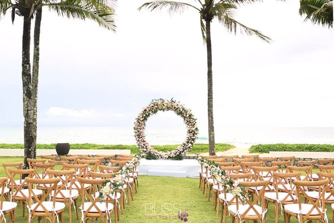 A wonderful rustic style wedding at Jivana villas Natai beach by BLISS Events & Weddings Thailand - 001