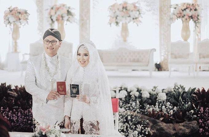 Tesya & Dimas by Simple Wedding Organizer - 001