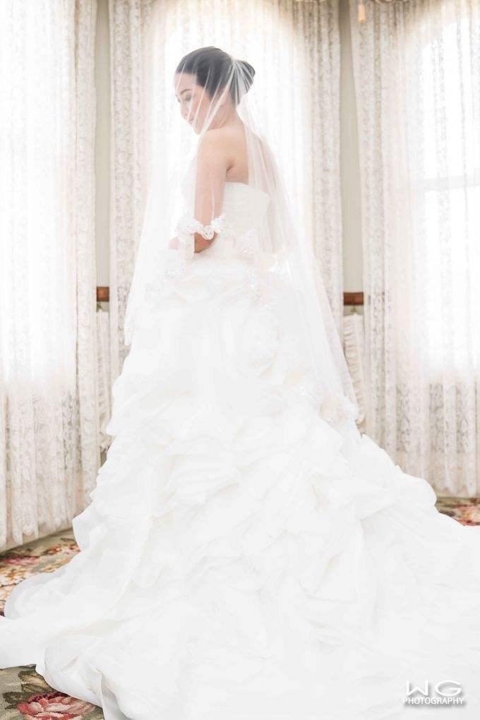 Wedding of Ray & Mireille by WG Photography - 009