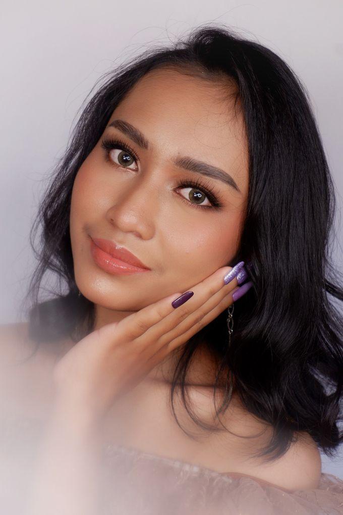 Ms Yvette by Yuka Makeup Artist - 004