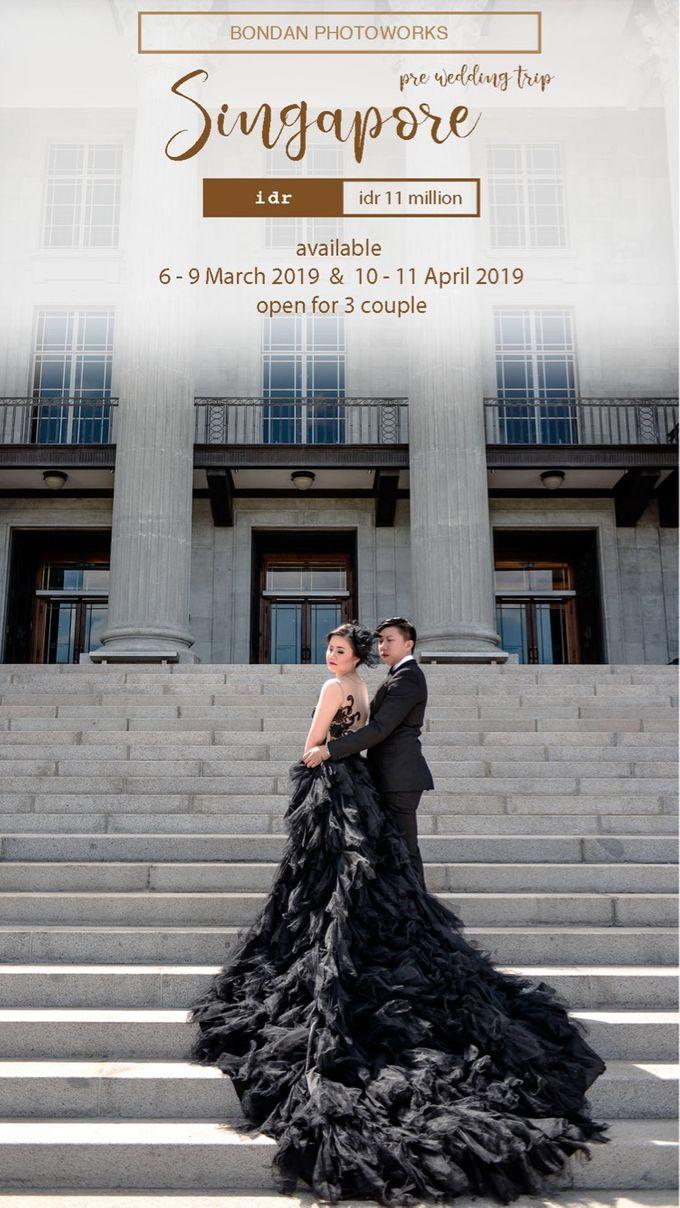 best deal wedding and overseas pre wedding by Bondan Photoworks - 006