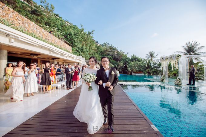 Zou Yiming and Wu Yu wedding at Conrad Koh Samui by BLISS Events & Weddings Thailand - 010