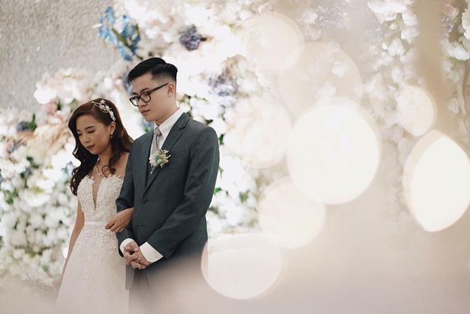 The Wedding of Daniel & Yohanna by  Menara Mandiri by IKK Wedding (ex. Plaza Bapindo) - 002