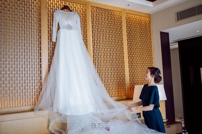 Zou Yiming and Wu Yu wedding at Conrad Koh Samui by BLISS Events & Weddings Thailand - 002