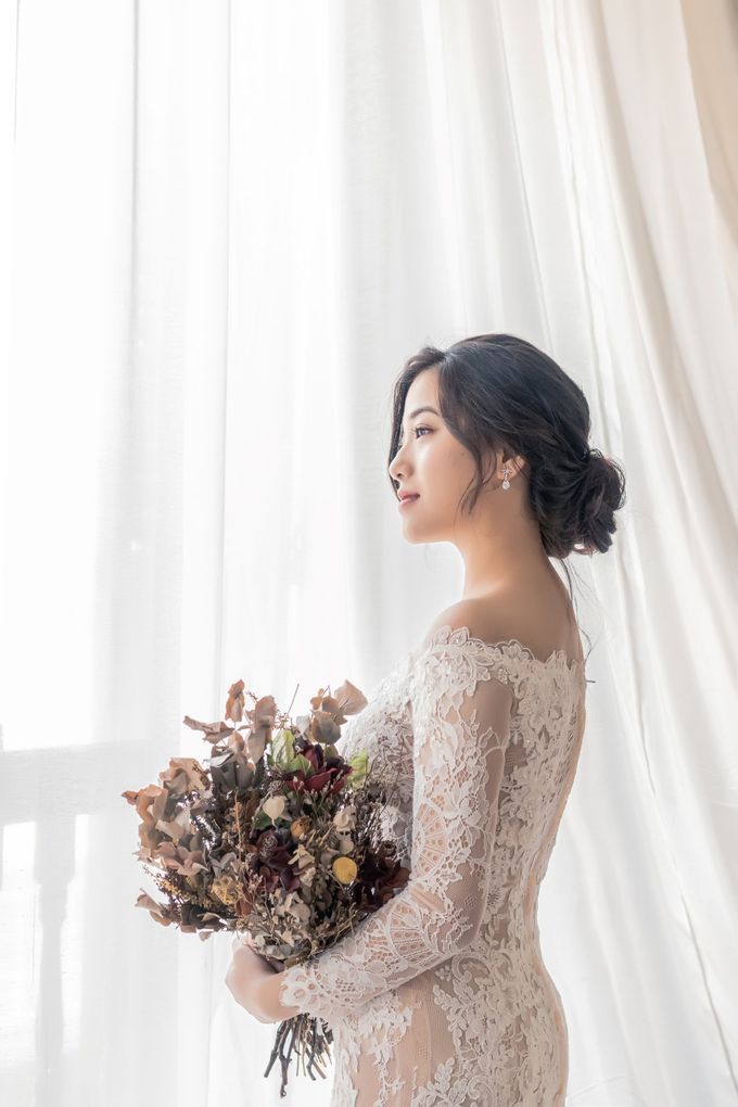 Bride ❤️ by Shino Makeup & Hairstyling - 003