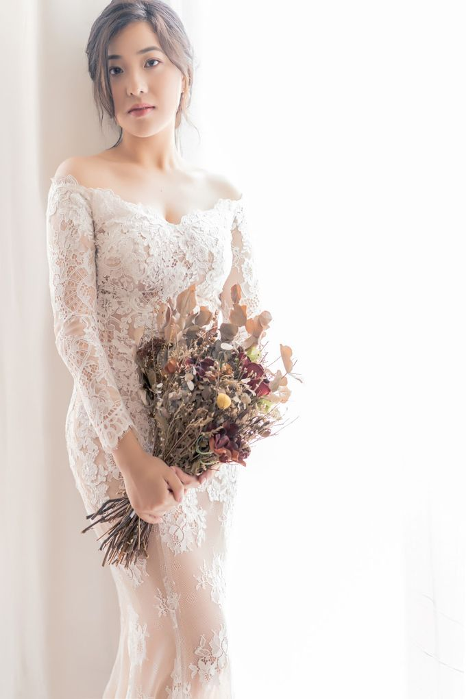 Bride ❤️ by Shino Makeup & Hairstyling - 001