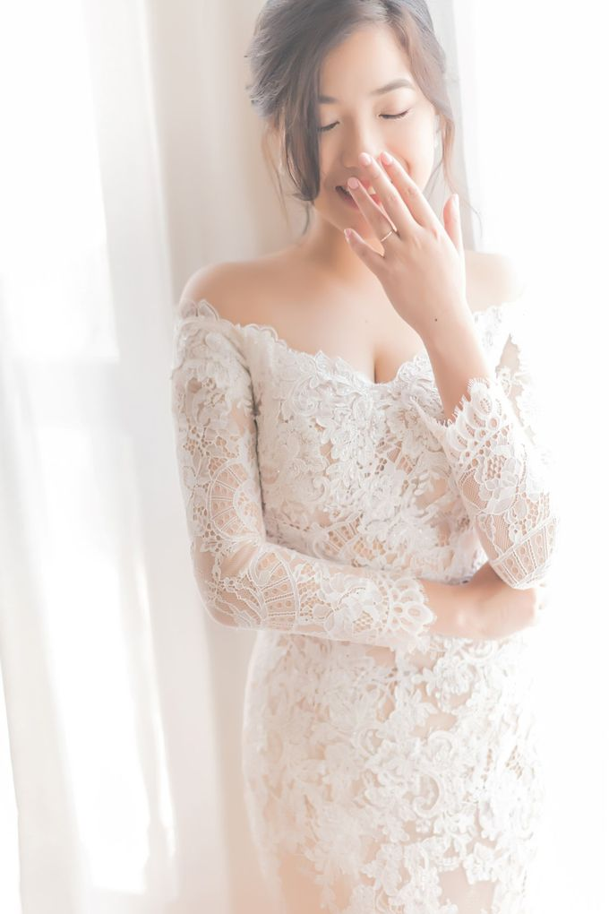 Bride ❤️ by Shino Makeup & Hairstyling - 002