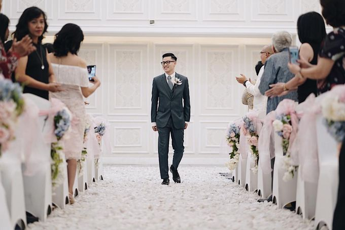 The Wedding of Daniel & Yohanna by  Menara Mandiri by IKK Wedding (ex. Plaza Bapindo) - 003