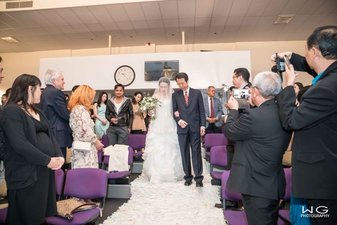 Wedding of Ray & Mireille by WG Photography - 014
