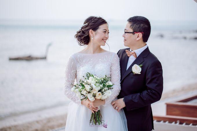 Zou Yiming and Wu Yu wedding at Conrad Koh Samui by BLISS Events & Weddings Thailand - 012