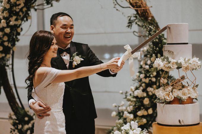 Melisa & Chris by Double Happiness Wedding Organizer - 001