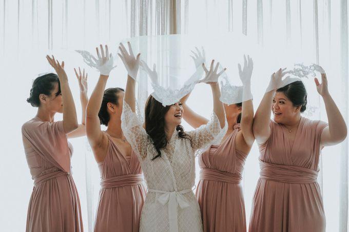 Wedding Organizer for Chris & Melissa by Double Happiness Wedding Organizer - 002