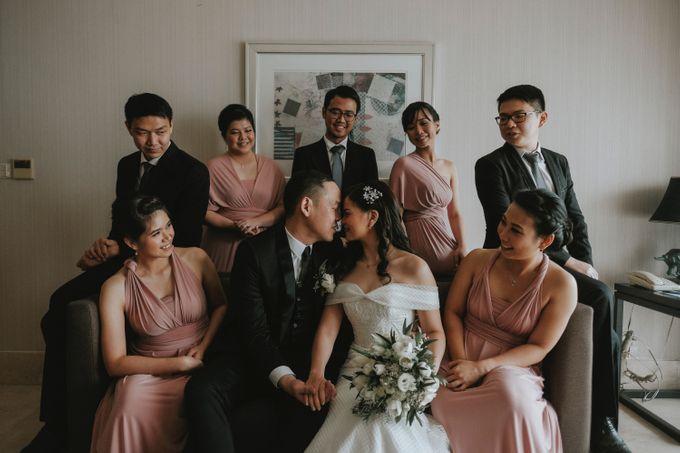 Melisa & Chris by Double Happiness Wedding Organizer - 004